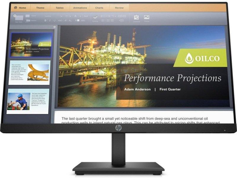 "HP P224 21.5"" Full HD LED Monitor"