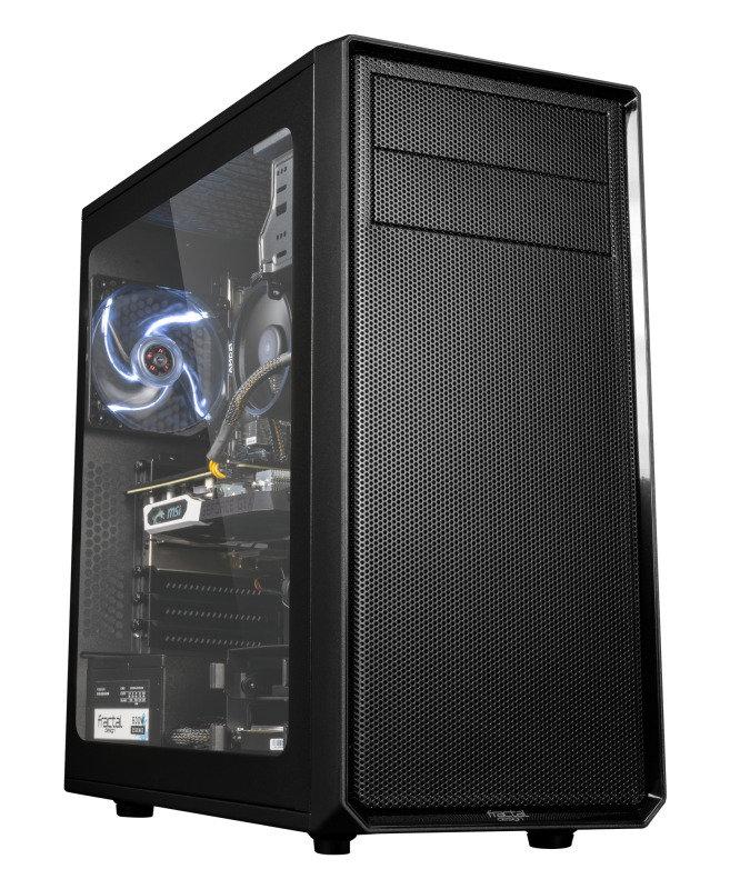 AlphaSync Ryzen 5 8GB RAM 1TB HDD 240GB SSD GTX 1660Ti 6GB Win10 Home Gaming PC
