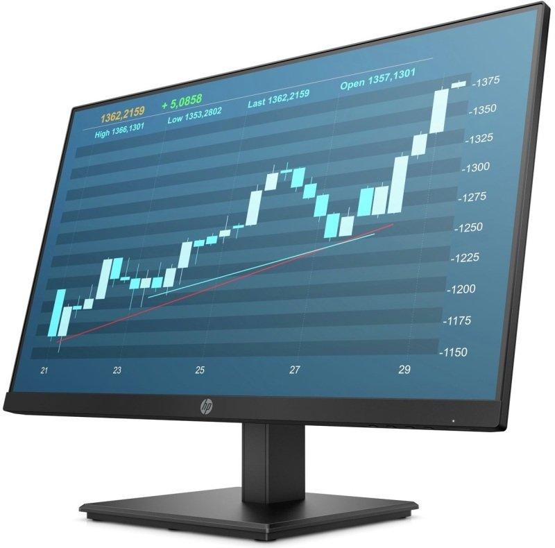 "HP P244 23.8"" Full HD IPS Monitor"