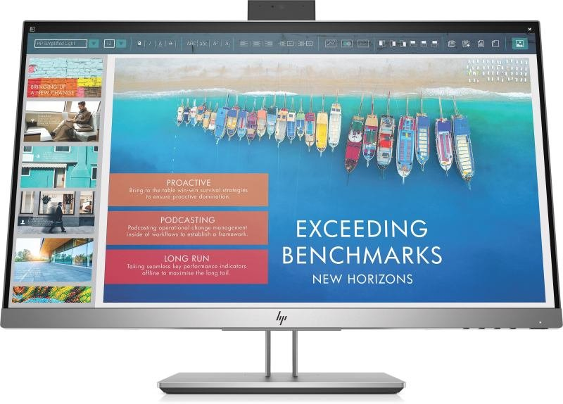 "HP EliteDisplay E243d 23.8"" Full HD IPS USB-C Docking Monitor"