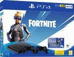 Fortnite Neo Versa 500GB PS4 Bundle with Second DualShock 4 Controller