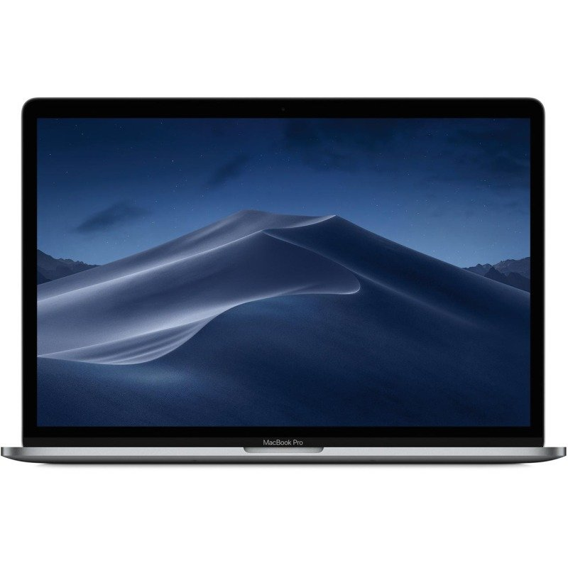 Apple MacBook Pro 2019 Core i7 16GB 256GB SSD 15.4 Inch Radeon Pro 555X Touch Bar Laptop - Space Grey