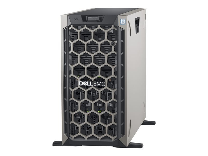 Dell EMC PowerEdge T440 Tower Server Including Windows Server 2019 Standard