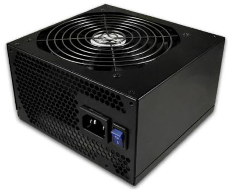 OCZ Stealth Xtream 500W PSU - 1x PCI-E 6/8pin, 2x SATA 12cm Fan