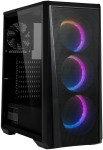 EG CD48 RGB ATX Tempered Glass Gaming Case
