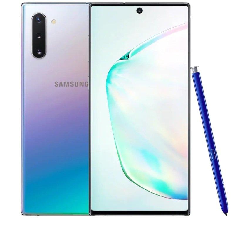 Samsung Galaxy Note 10 256GB Silver