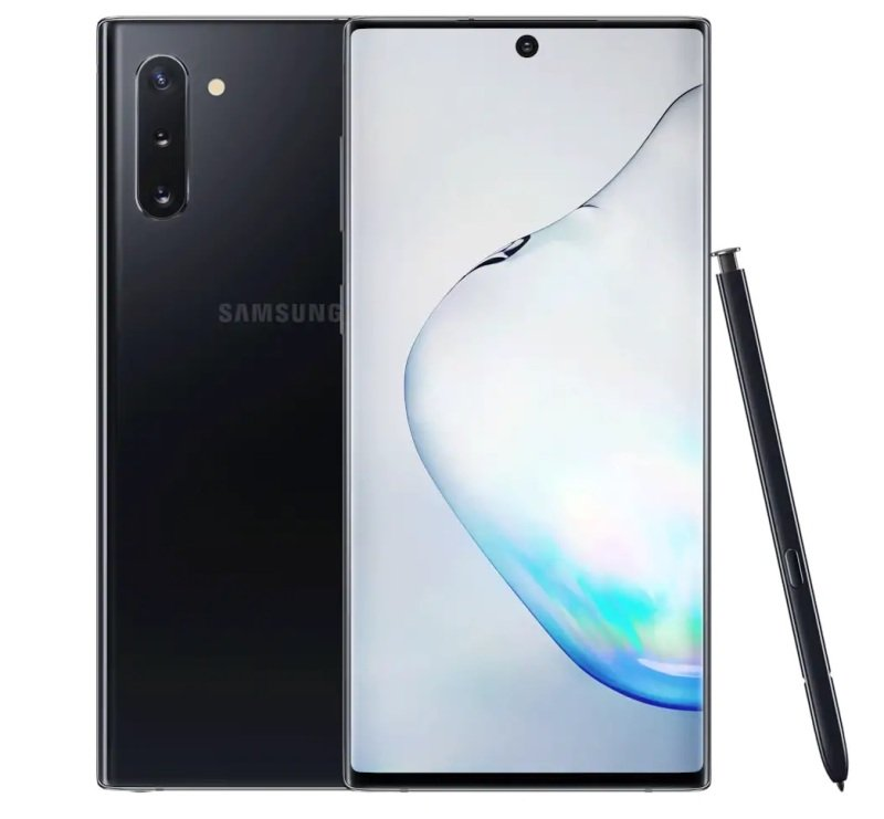 Samsung Galaxy Note 10+ 256GB With 5G - Black