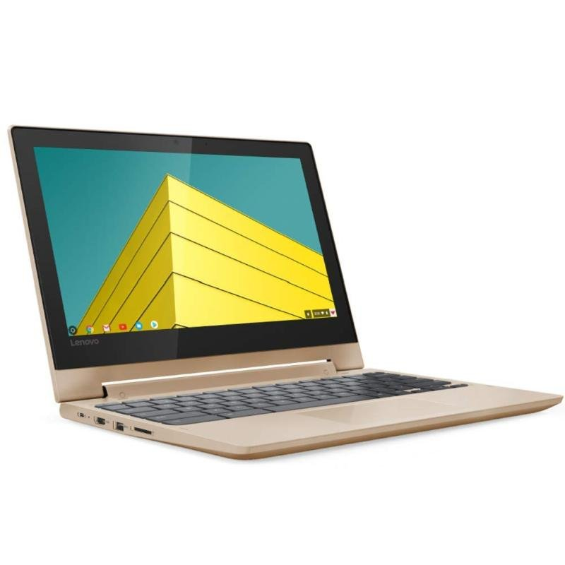 "Lenovo C330 4GB 32GB 11.6"" Convertible Chromebook"
