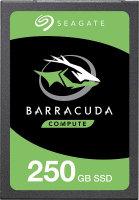 "Seagate BarraCuda 250GB SATA SSD 2.5"""