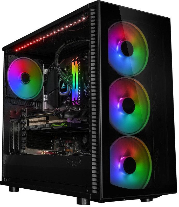 AlphaSync AMD 3900X 32GB RAM 4TB HDD 500GB SSD RTX 2080Ti 11GB Win10 Home Gaming PC