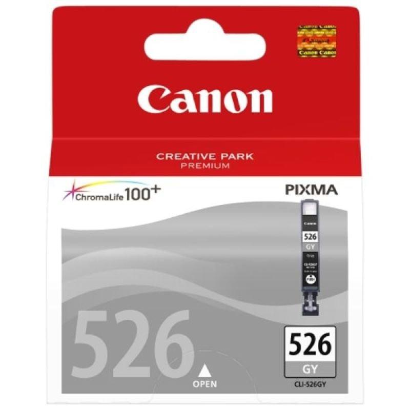 Canon CLI-526 GY Grey Ink Cartridge