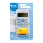 Casio Scientific Calculator FX-83GTXBLUE