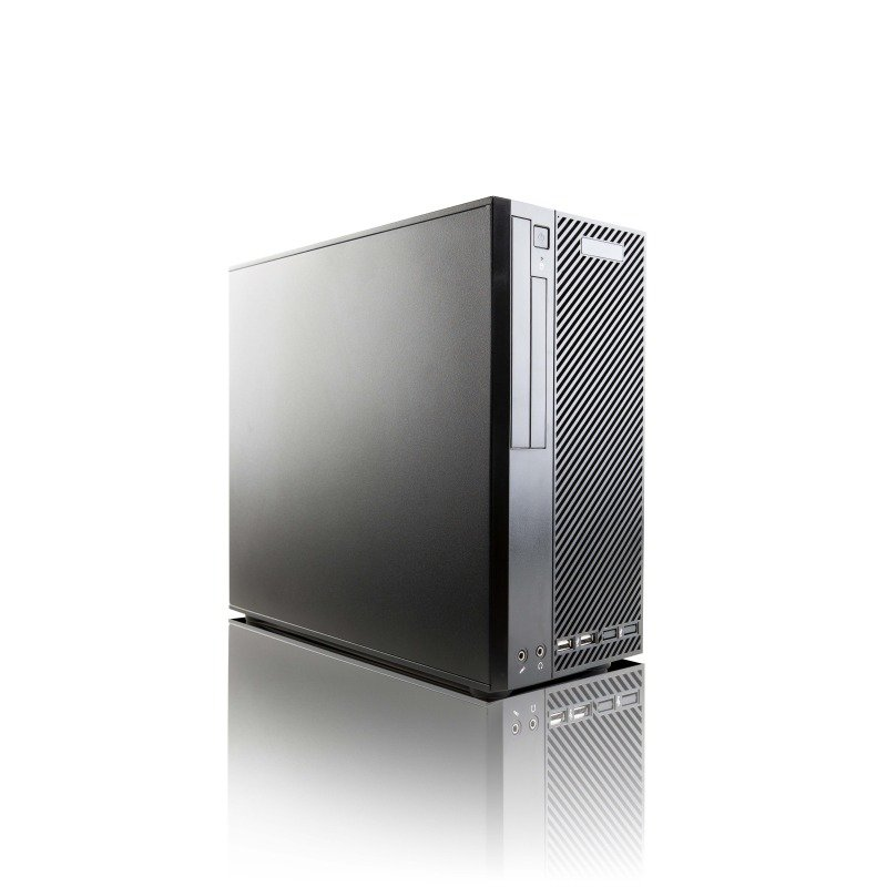 Punch Technology Core i5 8GB 240GB SSD NVIDIA GT710 Win10 Pro SFF Desktop PC