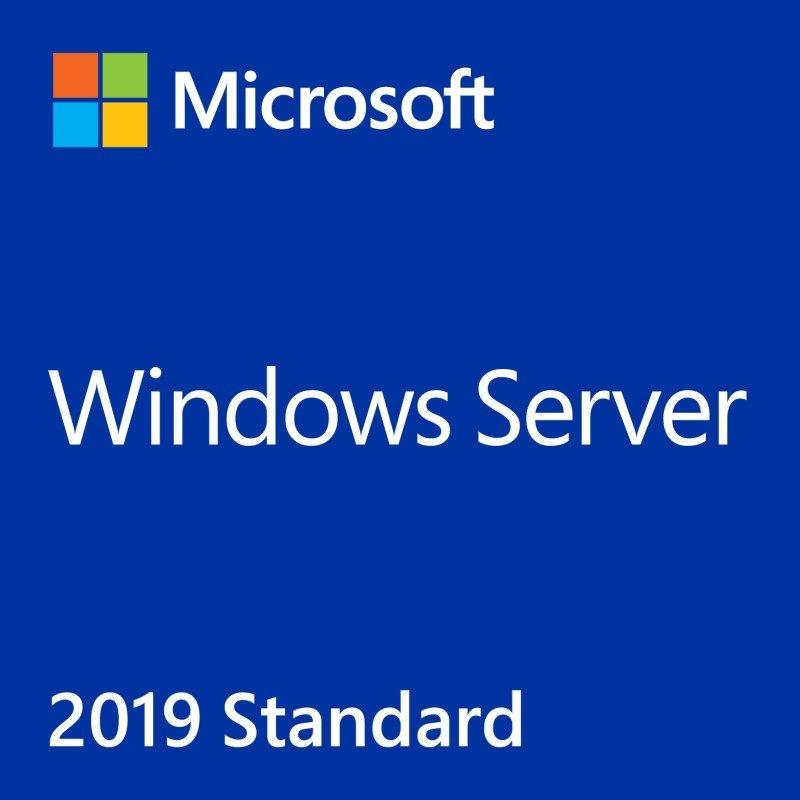 Windows Server 2019 Standard Edition (HPE ROK)