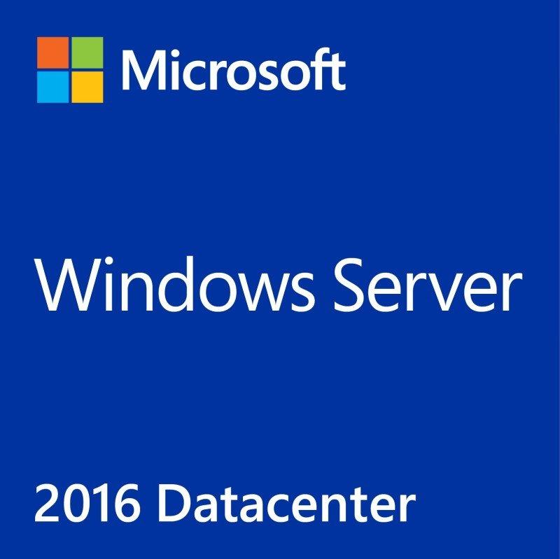 Windows Server 2016 Datacenter 4 Additional Cores (HPE ROK)
