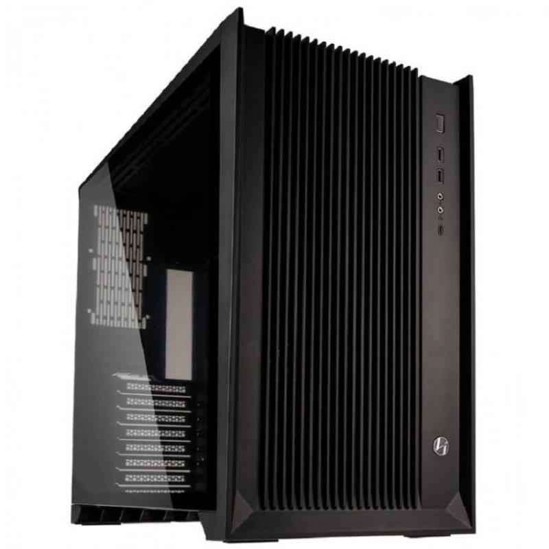 Image of Lian-Li PC-O11 Air Midi Tower - Black Window