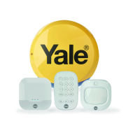 Yale IA-310 Sync Smart Home Alarm Starter Kit - Works with Alexa and Google Assistant