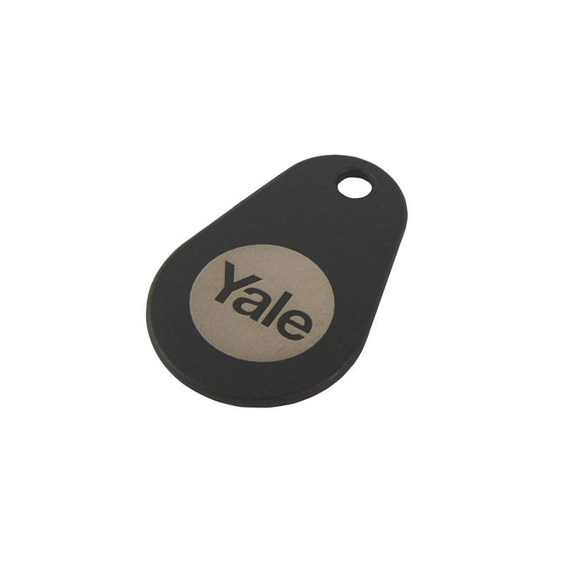Yale Keyless Connected Key Tag - Rfid Tag - Black