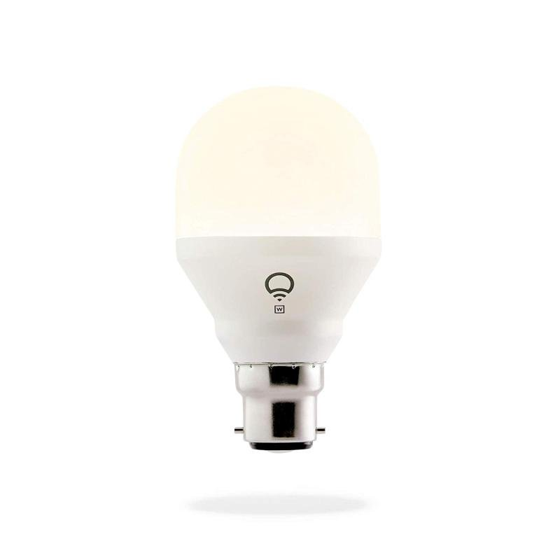 LIFX Mini White Wi-Fi Smart LED Light Bulb B22