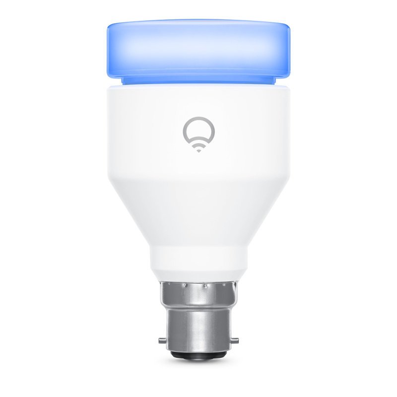 Image of LIFX Smart RGB LED Light Bulb B22