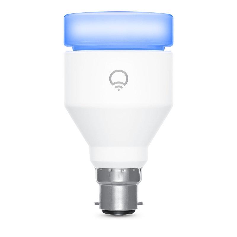 LIFX Smart RGB LED Light Bulb B22