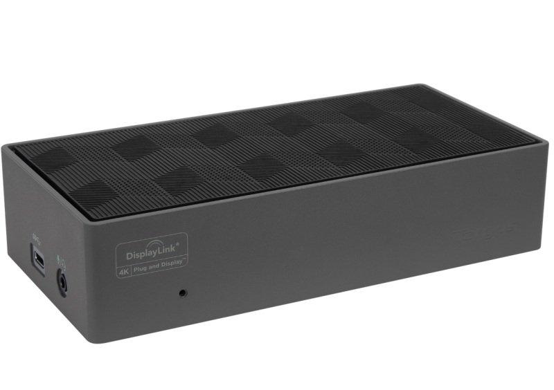 Image of Targus USB-C Universal DV4K Docking Station with 100W Power