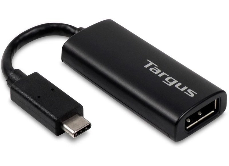 Targus USB-C to DisplayPort Adapter - Black