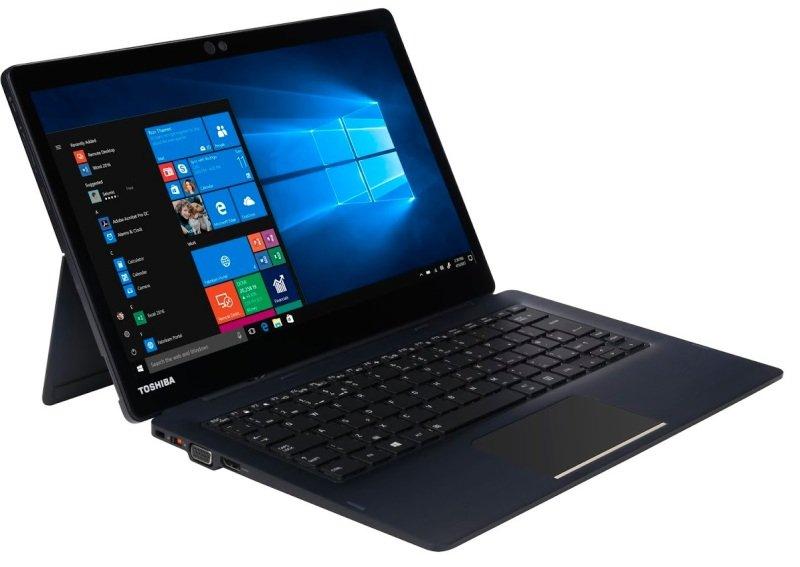 """Toshiba Portégé X30T-E-112 13"""" Core i5 256Gb SSD Win10 Pro Tablet PC"""