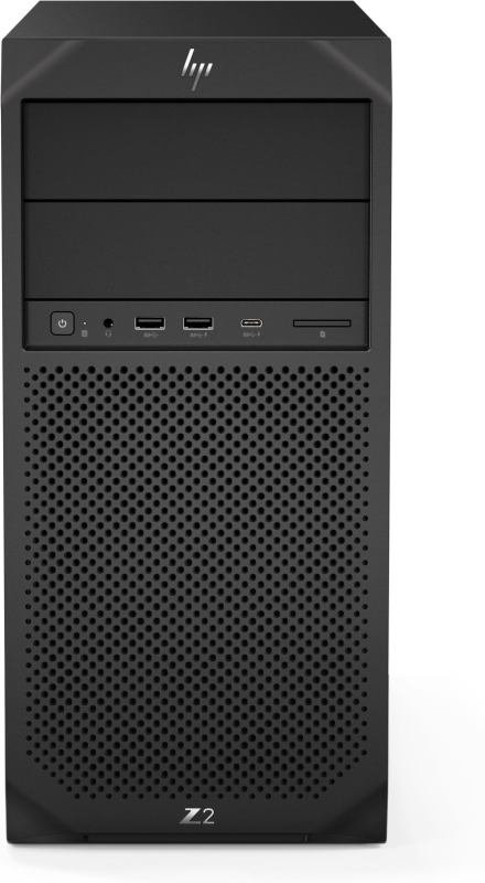 HP Z2 G4 MT i7-8700K 16GB 256GB SSD Win10 Pro Workstation