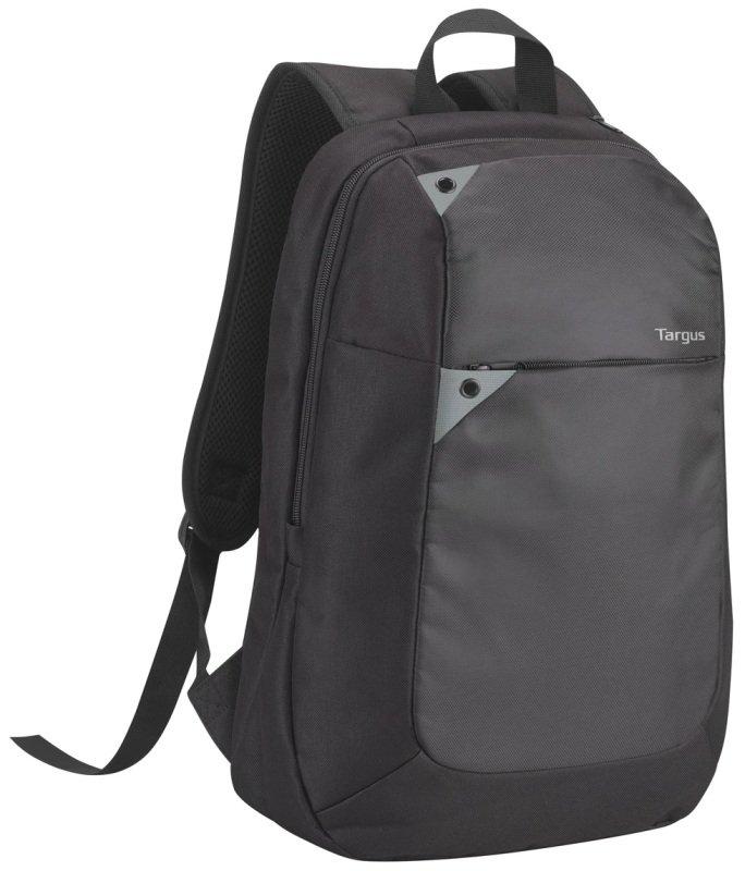 Targus Intellect 15.6 Laptop Backpack - Black/Grey