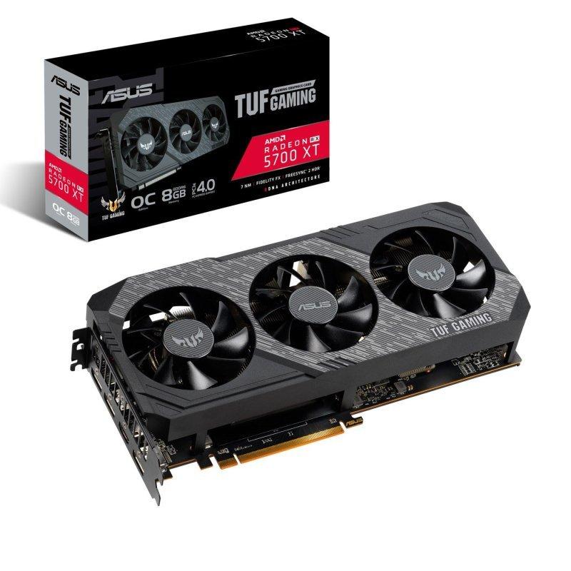 ASUS Radeon RX 5700 XT TUF Gaming X3 8GB Graphics Card + FREE HEADSET