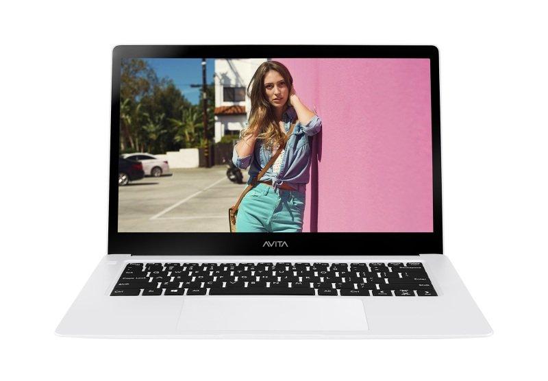 "Avita Liber 14"" Intel i3-8130U 4GB 128GB SSD Win10 Home Laptop - Pearl White"