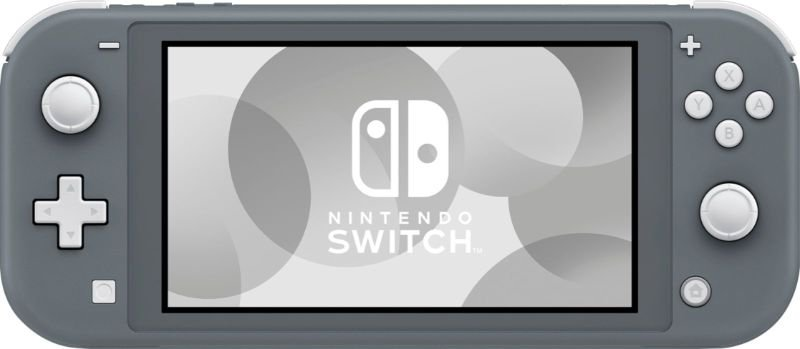 Nintendo Switch HW Lite - Grey