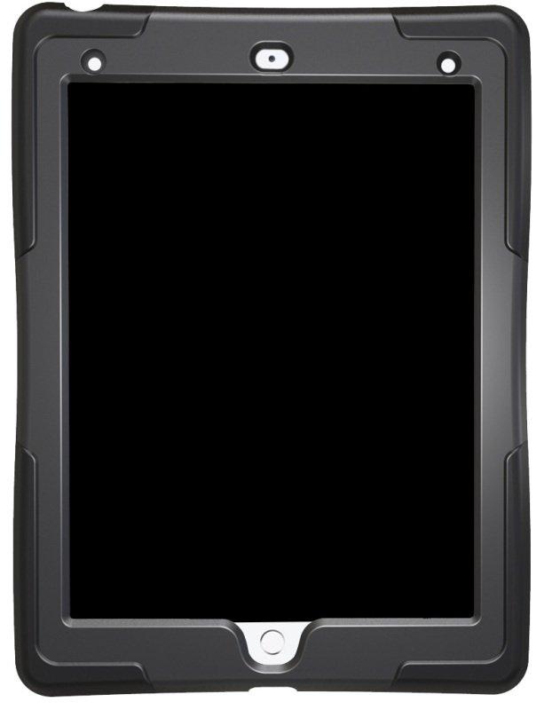 """Techair Samsung Tab A 10.1"""" 2019 Rugged Case Black"""