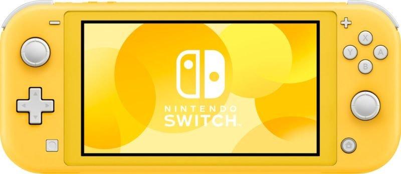 Nintendo Switch HW Lite - Yellow