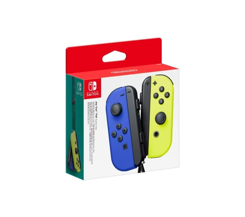 Joy-Con Pair (Blue/Neon Yellow)