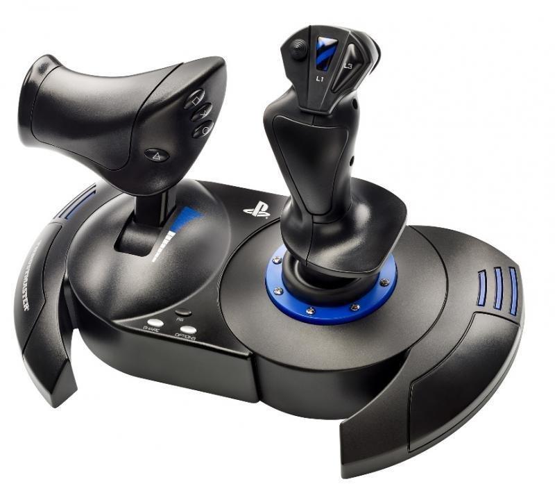 Thrustmaster T.Flight Hotas 4 - PC/PS4