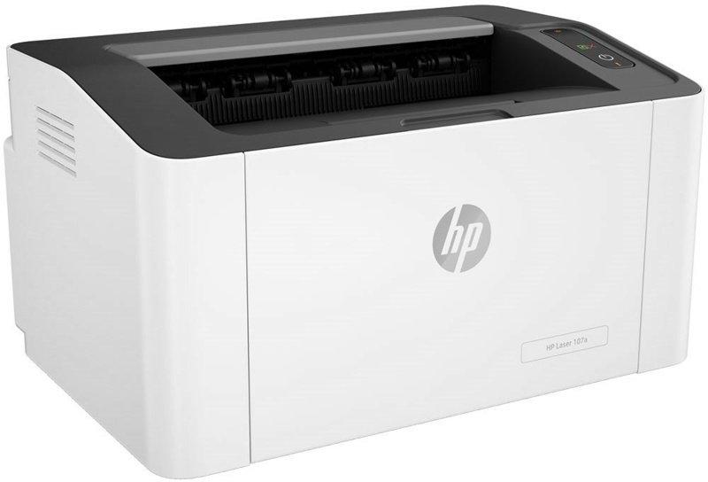 HP 107a A4 Mono Laser Printer