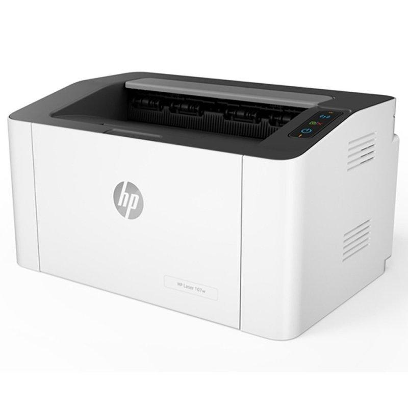 HP 107w A4 Mono Laser Printer