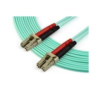 StarTech.com 7M OM3 LC to LC Multimode Duplex Fiber Optic Patch Cable