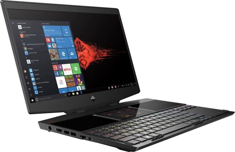 "OMEN X by HP Core i7 16GB 512 SSD RTX 2070 15.6"" Win10 Home Dual Screen Gaming Laptop"