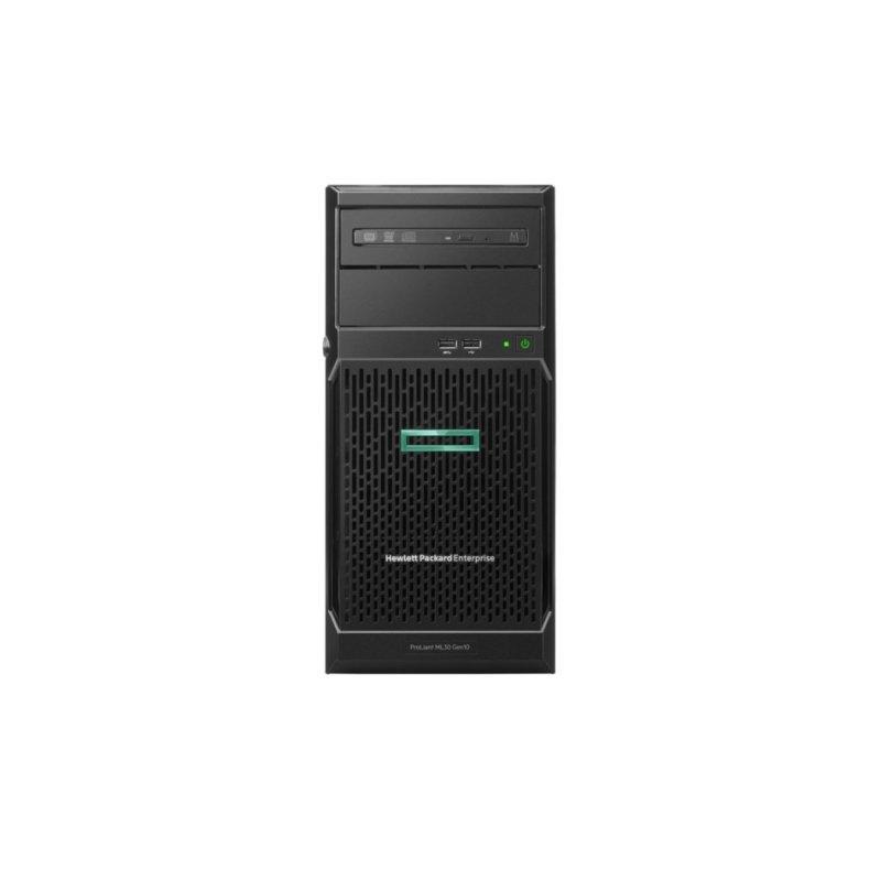 HPE ProLiant ML30 G10 Xeon E-2124 8GB RAM Tower Server Bundle