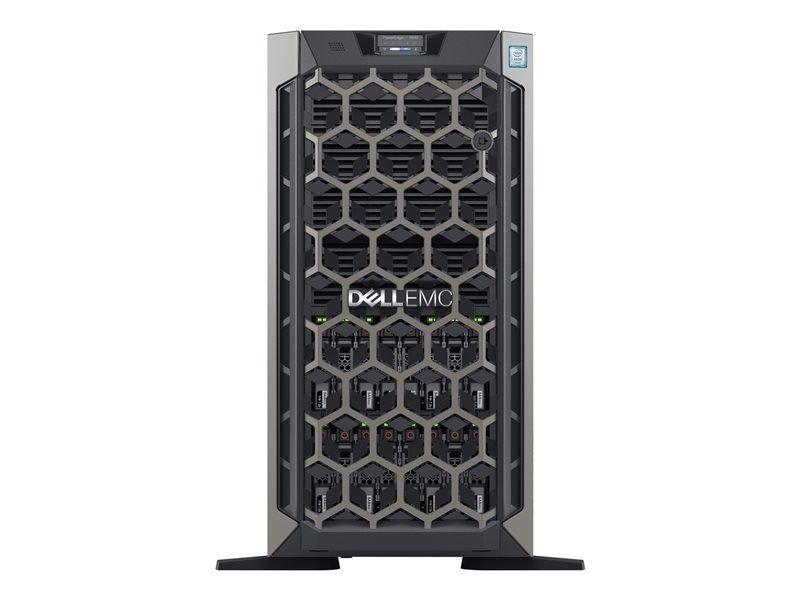 Dell EMC PowerEdge T640 Tower Server Including Windows Server 2016 Standard