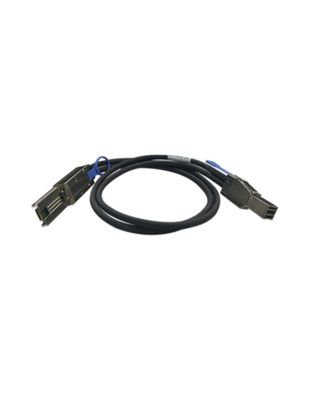 QNAP Mini SAS external cable (SFF 8644 to SFF 8088) 1M