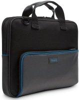 "Targus Education Dome Protection 13.3"" Laptop Briefcase Black / Grey"