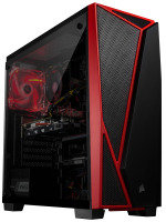 AlphaSync Gaming PC AMD Ryzen 5 2600 8GB DDR4 120GB SSD 1TB HDD GTX 1060 6GB Windows 10 home