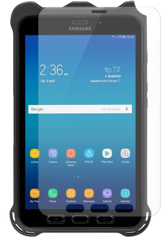 Targus Tempered Glass Screen Protector for Samsung Galaxy Tab Active 2