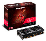 PowerColor Radeon Red Dragon RX 5700 8GB Graphics Card