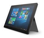 £207.51, EXDISPLAY Linx 12.2 Inch Versare Tablet (4gb  64gb) With Keyboard - Black, Intel® Atom x5-Z8300, 4GB RAM + 64GB eMMC, 12.2inch IPS TFT LCD, 2MP Front + 5MP Rear Camera, Windows 10 Home,