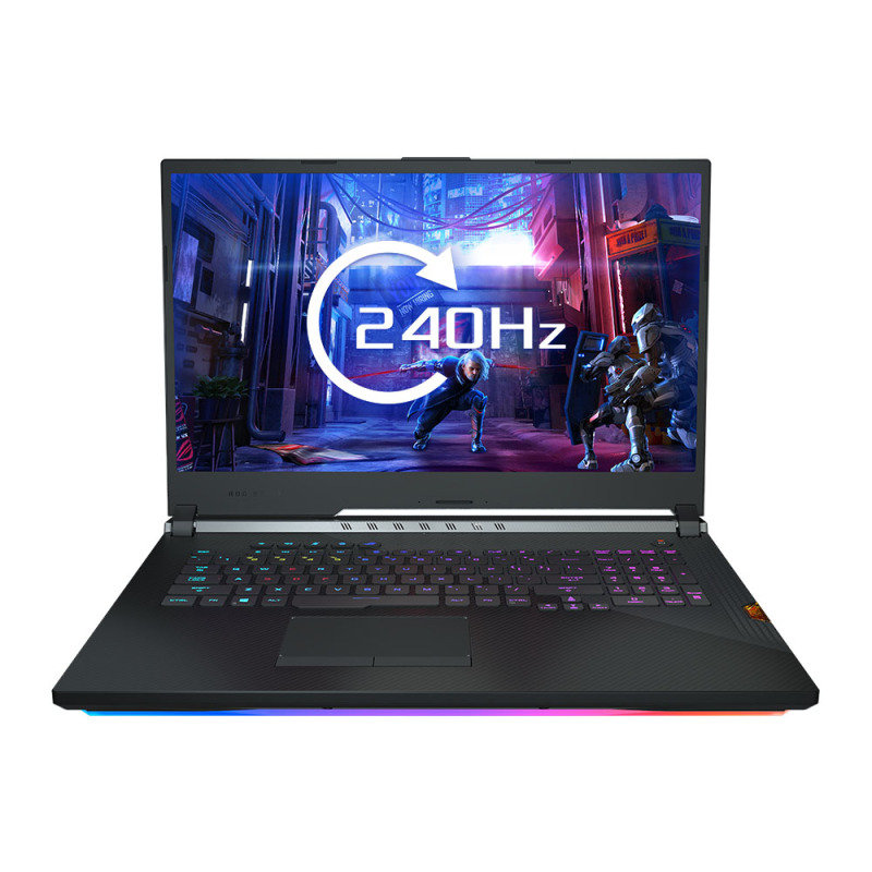 "ASUS ROG Strix SCAR III Intel i7-9750H 16GB 1TB SSD RTX 2070 17.3"" Win10 Home Gaming Laptop"